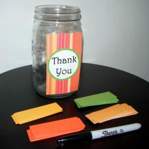 Thank You Jar