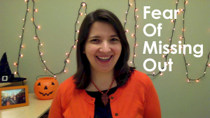 Tiny Tip Thursday: Fear of Missing Out