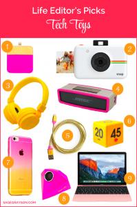 Life Editor's Picks: Tech Toys