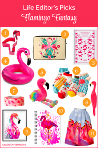 Life Editor's Picks: Flamingo Fantasy