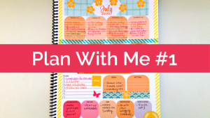 Plan With Me #1