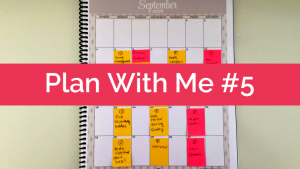 Plan With Me #5: Editorial Calendar