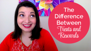 The Difference Between Treats and Rewards