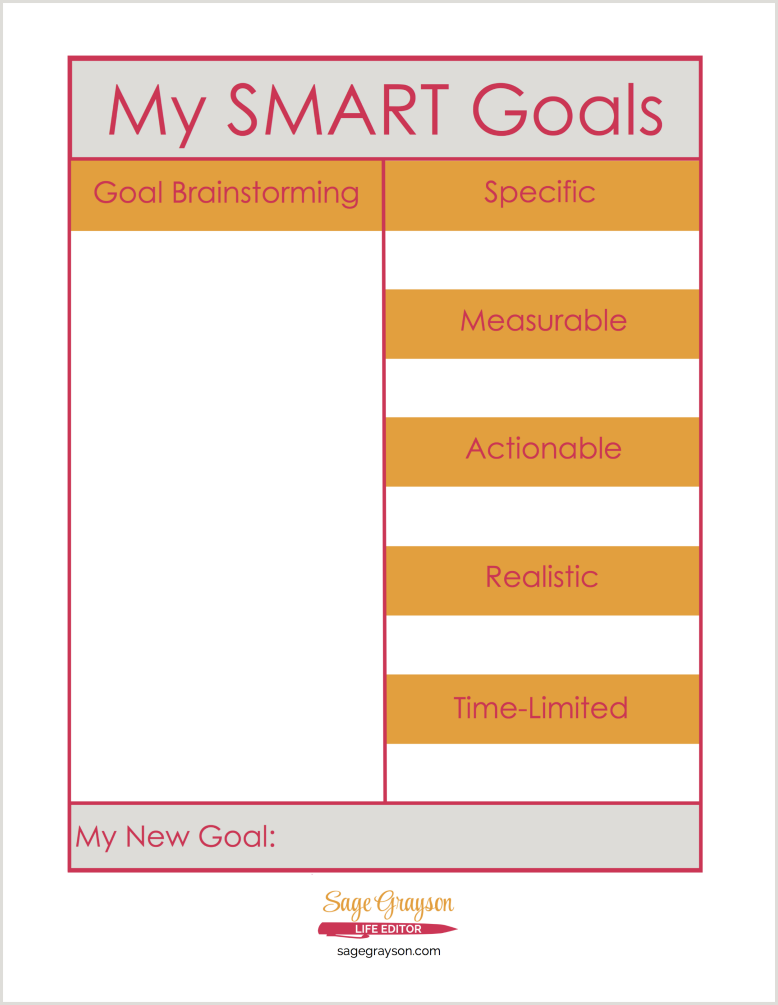 SMART Goal Setting and Why Your Bucket List Sucks - Sage ...