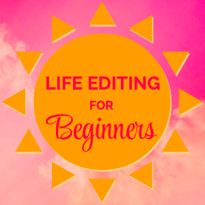 Life Editing for Beginners logo 300