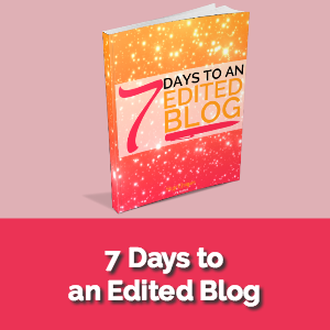 7-Days-to-an-Edited-Blog-icon