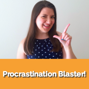 Procrastination-Blaster-icon