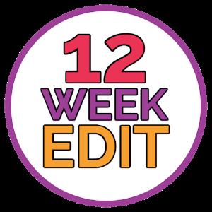 12 Week Edit logo 300