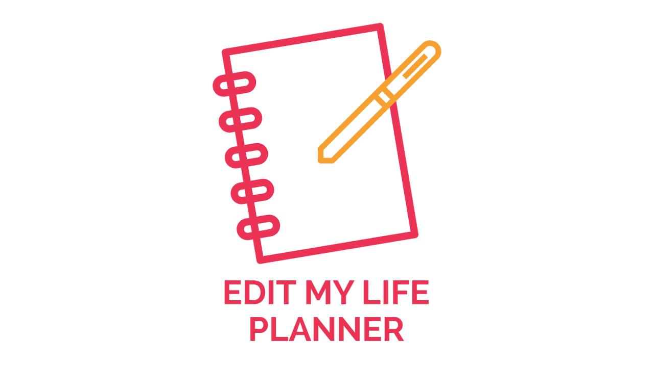 Edit My Life Planner thumbnail