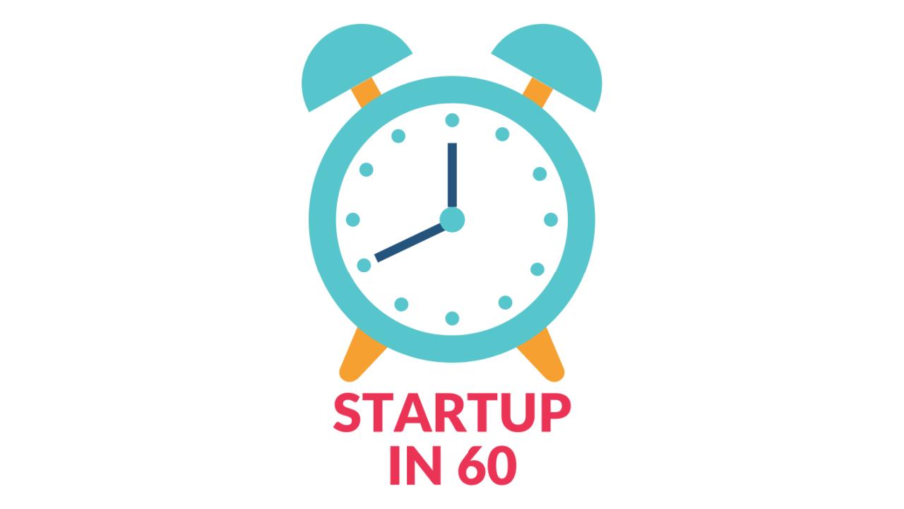 Startup In 60 thumbnail